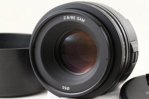 Sony 85mm f/2.8 SAM SAL85F28 Lens - Alpha Mount -...