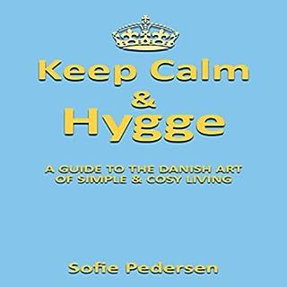 Keep Calm & Hygge audiobook cover art