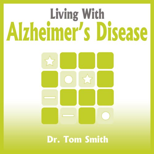 Living with Alzheimer's Disease audiobook cover art
