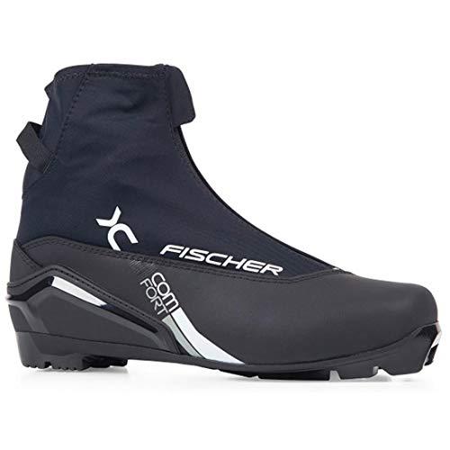 Fischer Sports XC Comfort Langlaufschuh, Black/White, 39