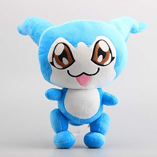 xuritaotao Hochwertige Digimon Adventure Chibimon Plüschtier Big Size Weiche Puppen Kuscheltiere 32 cm Kindergeschenk