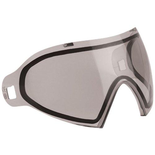 Dye Erwachsene Paintball Maskenglas I4 Thermalglas Smoke, Rauch, One Size
