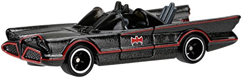 Hot Wheels Retro Entertainment Diecast \'66 Batmobile Vehicle by