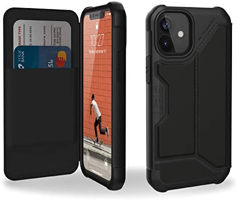 URBAN ARMOR GEAR UAG Designed for iPhone 12 Mini Case 5 4 inch screen Flip Folio Cover with product image