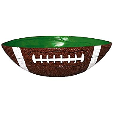 Amscan 434392 Football Large Party Bowl | 1 piece