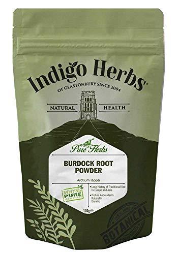 Indigo Herbs Polvo de Raiz de Bardana 100g