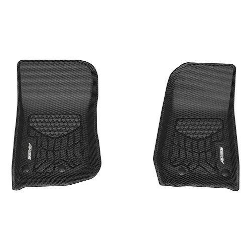Aries Automotive JP01111809 Liners Custom Fit Floor Mat, Bl