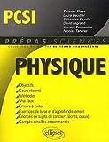 Physique PCSI - ELLIPSES - 26/08/2009
