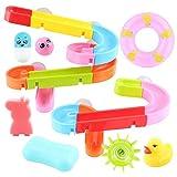 gousheng Babybadespielzeug, Bahnwasserspiele, Wasserspielzeug, Kinderbadewanne, Wasserspielzeug