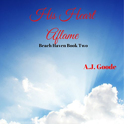 His Heart Aflame audiobook cover art