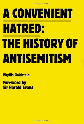 Image of A Convenient Hatred: The History of Antisemitism