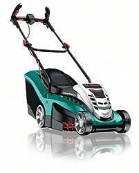 Bosch Rasenmäher Rotak 37 LI (1 Akku, 36 Volt System, Grasfangbox 40l, Schnittbreite: 37 cm, Schnitthöhe: 20-70mm)