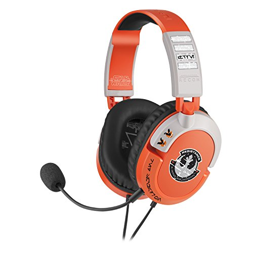 Turtle Beach Star Wars-Wing Pilot Gaming Headset Kits Headset Anschluss (S): Jack 3,5mm