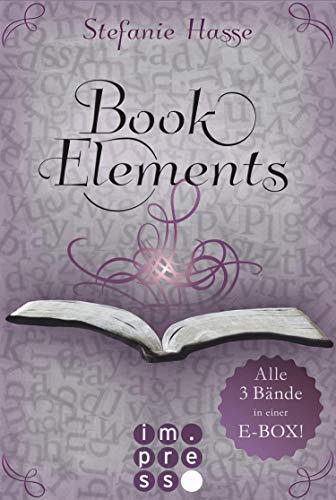 BookElements: Alle drei Bände in einer E-Box!