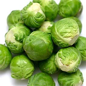 Catskill Brussel Sprouts Seeds, 300+ Heirloom Seeds Per Packet, (Isla's Garden...