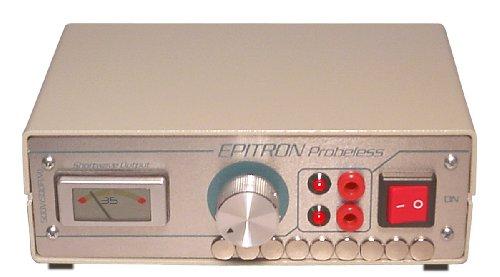 Epitron PR45 Pince à épiler permanente pour poils du visage.