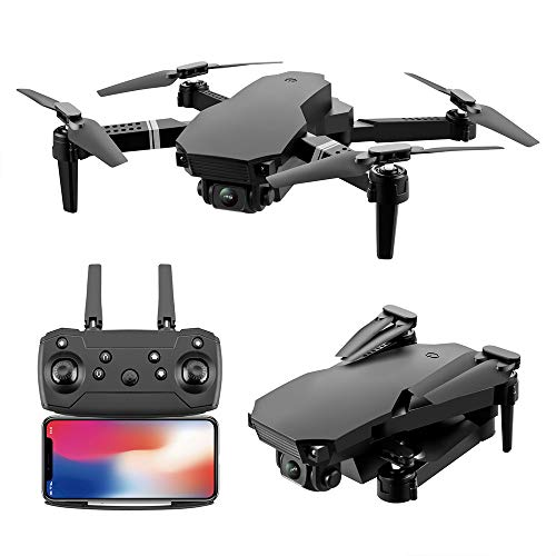 Lutun GPS Drone with Camera for Adults 1080P HD Live Video Camera Drone for Beginners ,Altitude Hold,Auto Return ,Gesture Control, Follow Me and Headless Mode