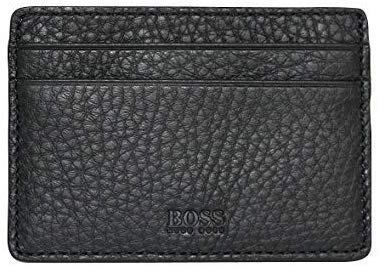 HUGO BOSS - Tarjetero, Color Negro