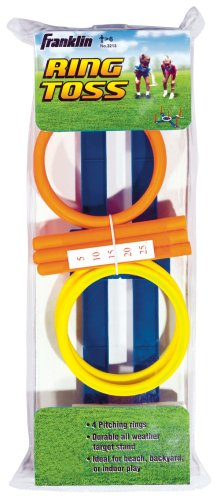 Franklin Sports 3213 Ring Toss Set (Colors May Vary)