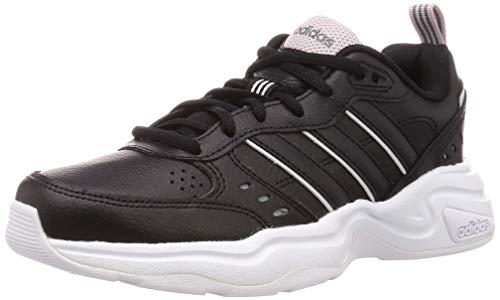 adidas Strutter, Zapatillas Deportivas Fitness y Ejercicio Mujer, Negro Core Black Core Black Blue Tint S18, 38 2/3 EU
