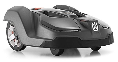 Husqvarna Automower 450X | Modello 2019 | Robot tagliaerba per prati particolarmente grandi fino a 5.000 m² | Dotato di un affidabile sistema di navigazione GPS