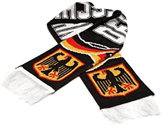 Germany National Team | Soccer Fan Scarf | Premium Acrylic Knit | Ships from USA