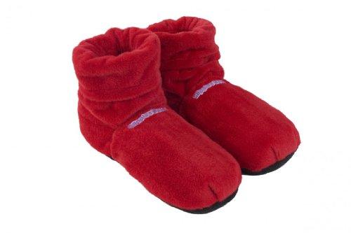 Slippies Boots - rot, Größe 37-42