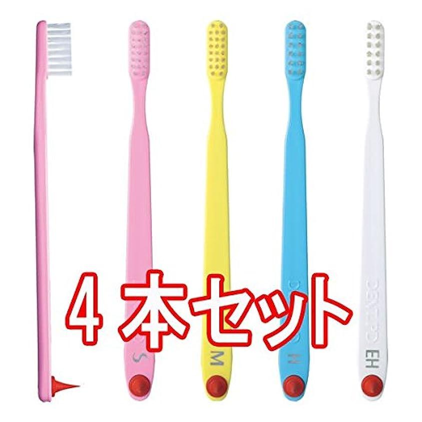 右やめる反動ライオン DENT.PD 歯ブラシ 4本入 (EH)