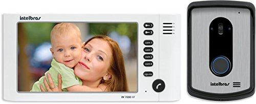 Vídeo Porteiro IV 7010 HF, Intelbras, IV 7010 HF, Branco