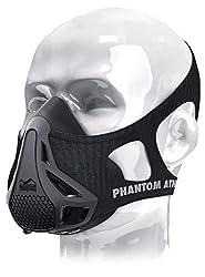 Phantom Athletics Training Mask - breath resistance training for more performance in sport