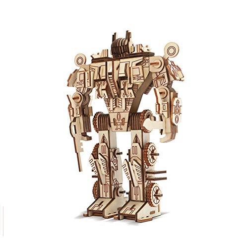 BHGFU 3D Puzzle Gioca Kit Modello Set Costruzione Kit Modello Meccanico Kit Modello Adulti San Valentino Creativo/Compleanno per Ragazzi e Ragazze (Size : Style One)