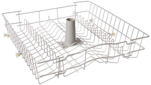 GE WD28X10369 Genuine OEM Upper Dishrack Assembly (White) for GE Dishwashers