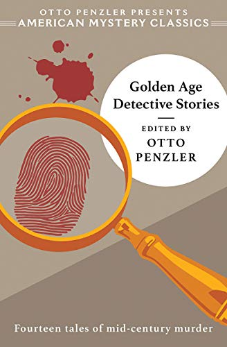 Compare Textbook Prices for Golden Age Detective Stories  ISBN 9781613162163 by Penzler, Otto