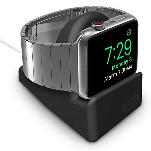 Orzly Charging stand for Apple Watch series 5 / series 4 / series 3 / 2 / 1 44mm / 42mm / 40mm/ 38mm...