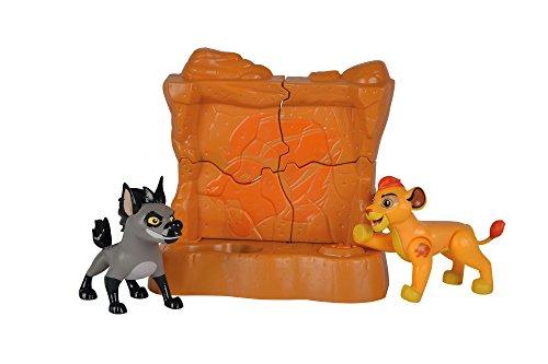 Simba 109318721KIO - Die Garde der Löwen Angreifer Set mit Kion