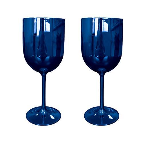 Copa de vino tinto 2 piezas Copa de vino champán Coupes cóctel Copa Copa Copa de champán Copa de vino Copa Copa Copa de vino Copas de plástico