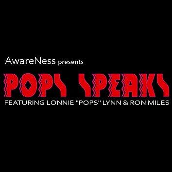 """Pops Speaks (feat. Lonnie """"Pops"""" Lynn & Ron Miles)"""