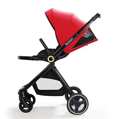 For Sale! Yxyxml Baby Carriage, Two-Way Stroller Children High Landscape Trolley Light Folding Baby ...