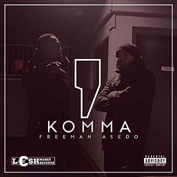 Komma (feat. asedo)