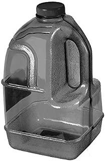 GEO 1 Gallon (128oz) BPA Free Reusable Leak-Proof Drinking Water Bottle Jug w/48mm Screw Cap