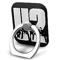 リングホルダー スマホリング スタンド機能 携帯電話リング ホールドリング フィンガーリング U2 ユーツー バンカーリング リングバックル りんぐホルダー 指リング 指輪型 角度調整可能 強吸着力 落下防止 各機種対応
