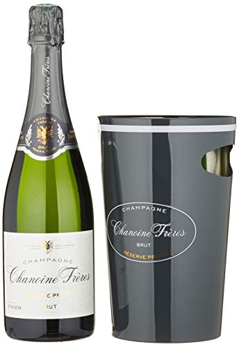 Chanoine Champagner Réserve Privée Brut mit Kühler (1 x 0.75 l)