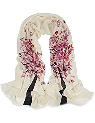 Wool scarf practical 7th anniversary gift idea