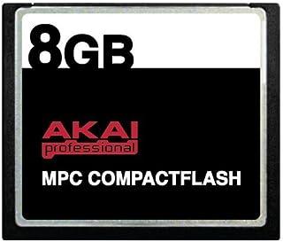 Akai MPC CompactFlash CF Speicherkarte für MPC500, MPC1000, MPC2500 und MPC5000
