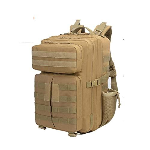 Adesign Lightweight Running Backpack, Also for Cycling, Hiking Rucksack Waterproof Travel Bag Unisex Outdoor Hiking, Ski, Snow for Men, Women & Kids (Color : Khaki)