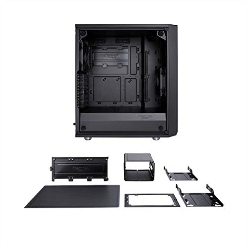 Build My PC, PC Builder, Fractal Design FD-CA-MESH-C-BKO-TGL
