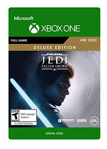 Star Wars Jedi: Fallen Order Deluxe Edition Xbox One for 27.99