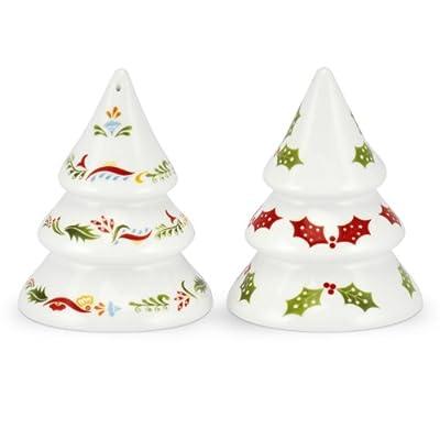Christmas Wish Salt & Pepper Shaker Set by Portmeirion