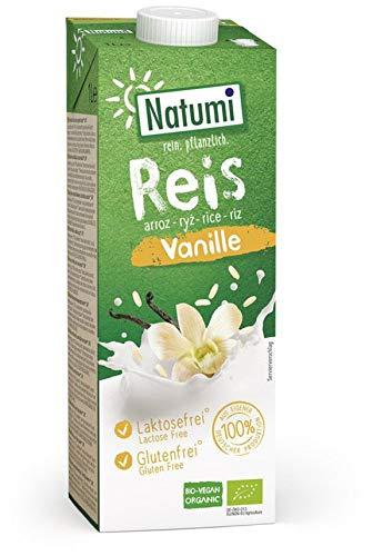 Natumi Bio Reisdrink Vanilla (2 x 1 l)