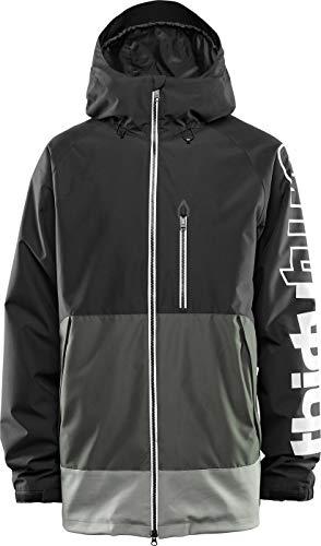 32 Thirtytwo Giacca Snowboard Uomo Method Jacket Black L